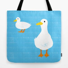 Call Duck Tote Bag
