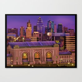 Union Station Kansas City, Missouri Canvas Print