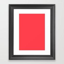 Sunburnt Cyclops Framed Art Print