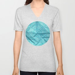Failed Origami Project Unisex V-Neck