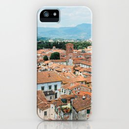 Beautiful Lucca iPhone Case