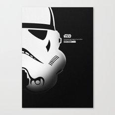 SW SOLDIER Canvas Print