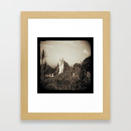 The Painted Church #2 Framed Art Print