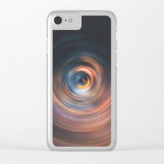 Sphere of Light Clear iPhone Case