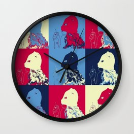 ILIA DARLIN Wall Clock