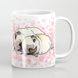 Snuggle Pugs Coffee Mug