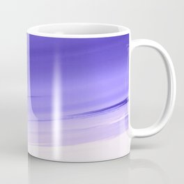 Lavender Smooth Ombre Coffee Mug