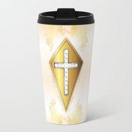 Faith 01 Travel Mug