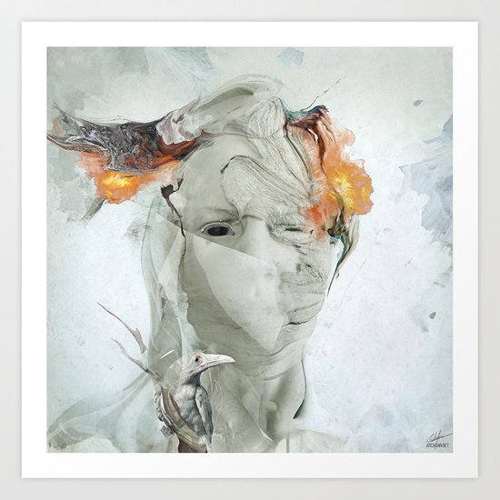 Foresight  Art Print