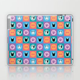 Frenchies Laptop & iPad Skin