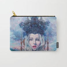 Self-Crowned Carry-All Pouch
