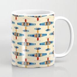 planes pattern1 Coffee Mug