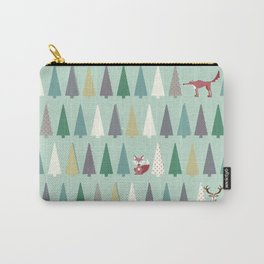 Forest Animals Carry-All Pouch