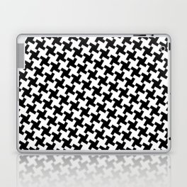 Houndstooth (Pepita) Laptop & iPad Skin