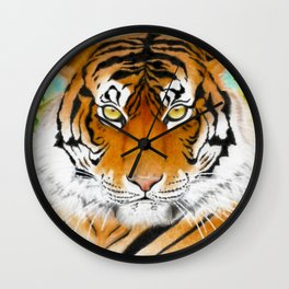 Wild Life - Tiger Wall Clock