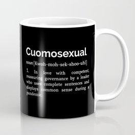 Cuomosexual Definition Coffee Mug