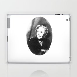 Agatha Christie Laptop & iPad Skin
