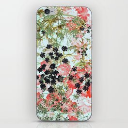 Surreal Garden iPhone Skin
