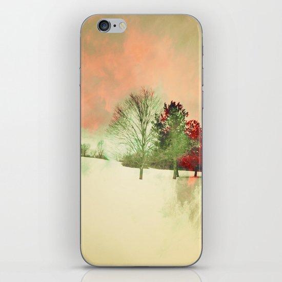 Winter Settlement iPhone & iPod Skin