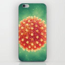 Pandemic virus iPhone Skin