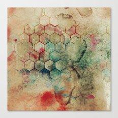 Hexa II Canvas Print
