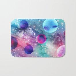 Vaporwave Pastel Space Mood Bath Mat