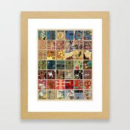 42 Panels (1) Framed Art Print