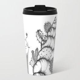 CACTUSNAIL Travel Mug
