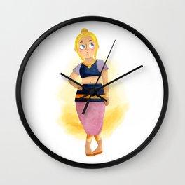 Esther Wall Clock