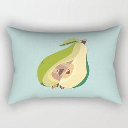 Pear illustration Rectangular Pillow