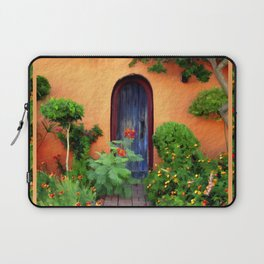 Garden Delights, Mesilla, NM Laptop Sleeve