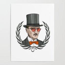 Mustafa Kemal Atatürk Poster