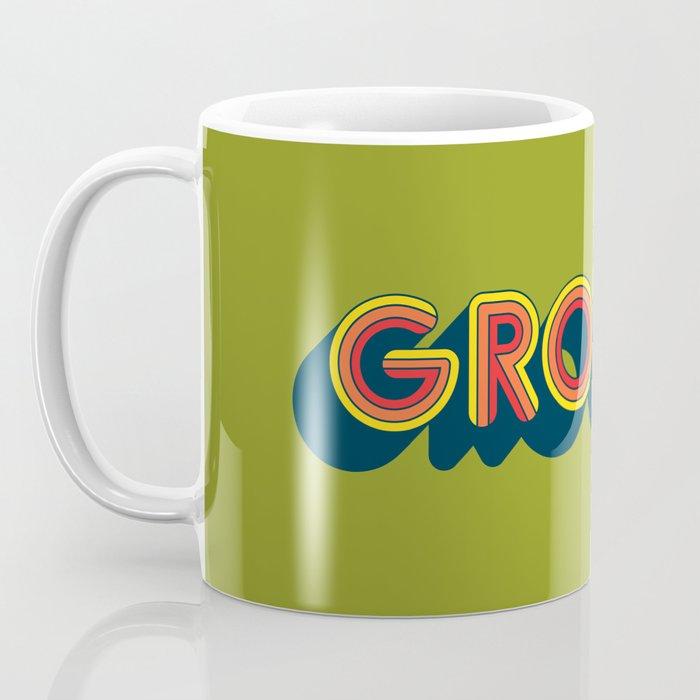 Groovy Kaffeebecher