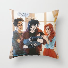 Godfather Sirius Throw Pillow