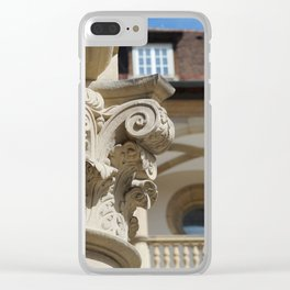 Altes Schloss Stuttgart - Innenhof Clear iPhone Case