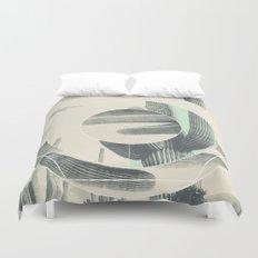 Saguaro Sun Duvet Cover