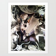 Sea MAsh Art Print