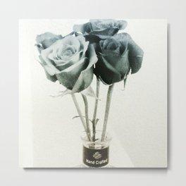 Four Roses Metal Print