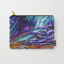 Winter Galaxy Carry-All Pouch