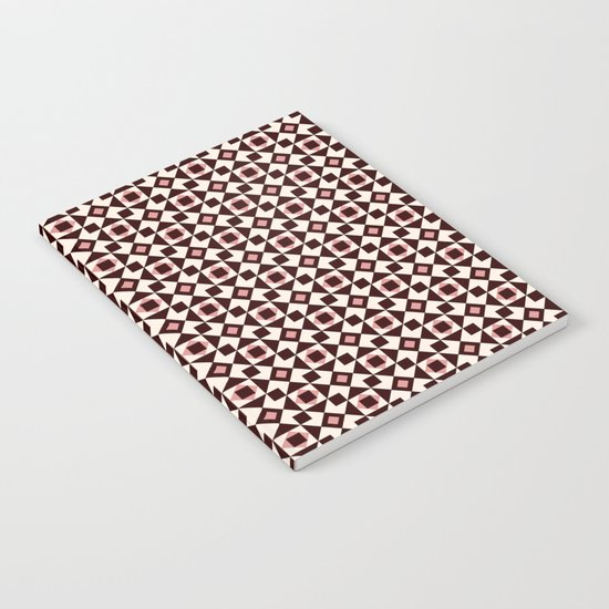 Azulejo Brown Notebook