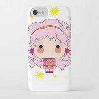 jem iPhone & iPod Cases featuring  Estilo jem by guizmo04