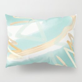 Beach Vibes Pillow Sham