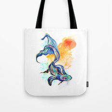 In Streams Tote Bag