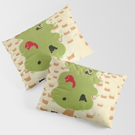 Be Good to Trees Pillow Sham