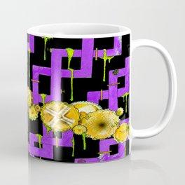 Pipes Slime & Gears Coffee Mug