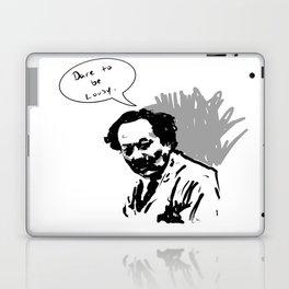 Dare to be lousy Laptop & iPad Skin