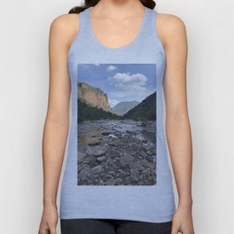 River of Rocks Unisex Tank Top