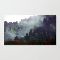 Forest Vibes Canvas Print