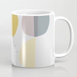 Mid century temporary art VIII Coffee Mug