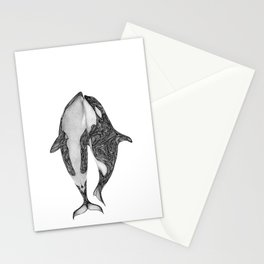 Killer Whales? Stationery Cards
